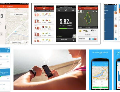 Running apps to use for submitting your daily run data